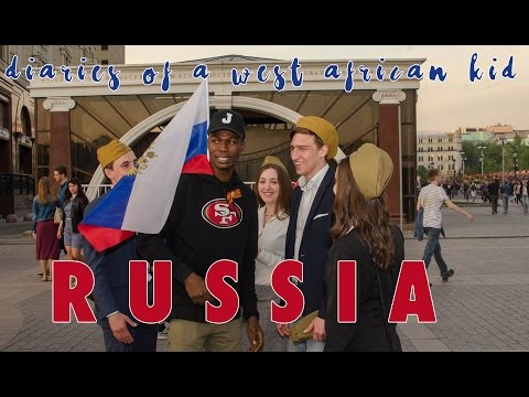 Diaries of a West African Kid in Russia
