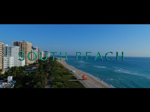 South Beach, Miami 2017 (In 4K)