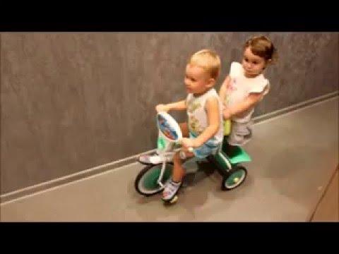 Трехколесные велосипеды МАЛЫШ