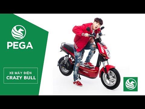 Đánh giá xe máy điện Hkbike Crazybull