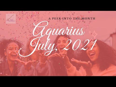 ♒ AQUARIUS ♒: This Month Dive Deeper In Feelings