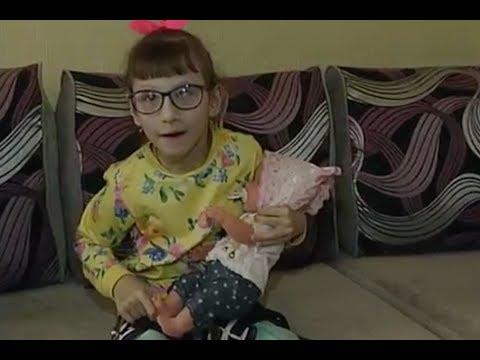 Даша Кулакова, 7 лет, детский церебральный паралич, требуется лечение