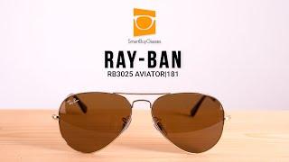 Ray-Ban RB3025 Aviator Sunglas…