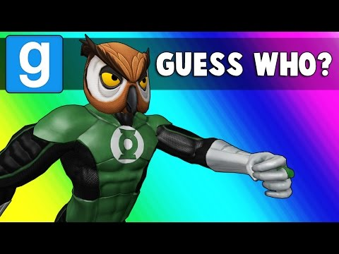 Thumbnail: Gmod Guess Who: Superhero Edition - Sudoku! (Garry's Mod Funny Moments)