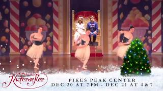 FOX21 Promo for NUTCRACKER 2017