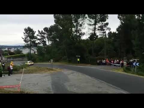 Rally de Ourense en O Carballiño