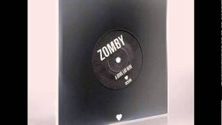 Zomby - A Devil Lay Here (4AD)