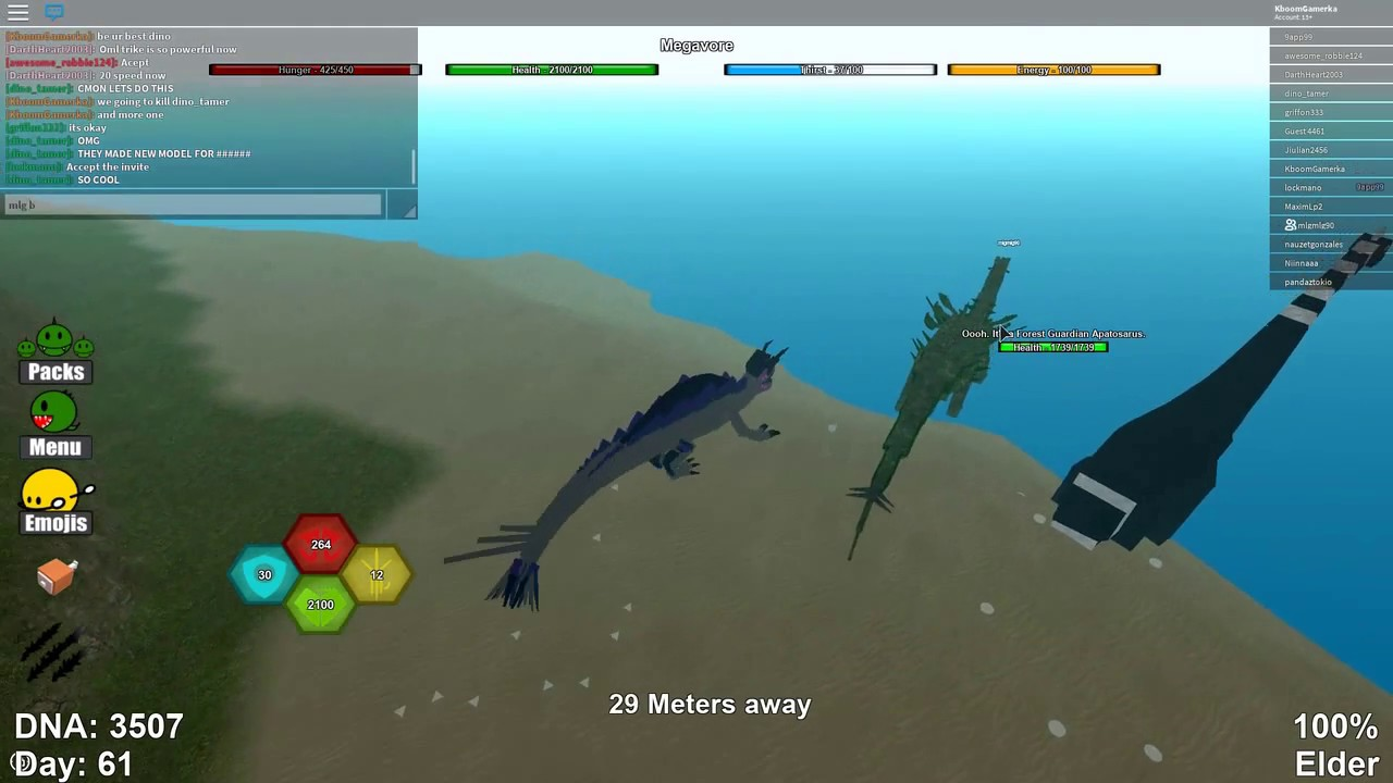 roblox dinosaur simulater how to start off