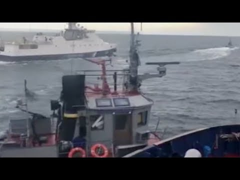 What really happened between Ukraine and Russia at the Kerch Strait?