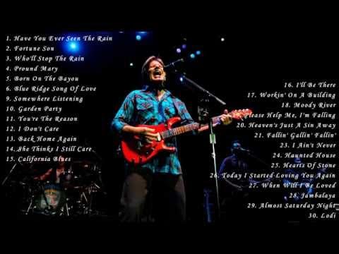 John Fogerty's Greteast Hits Full Album - Best Songs Of John Fogerty