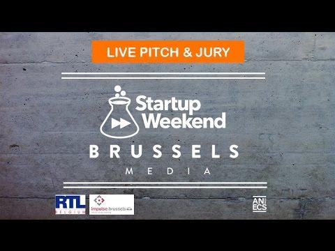 Startup Weekend Brussels Média