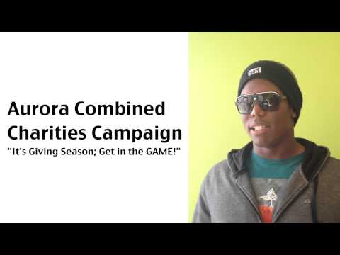 Virgil Green Aurora Combined Charities Campaign