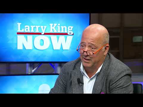 Andrew Zimmern's harrowing battle with addiction