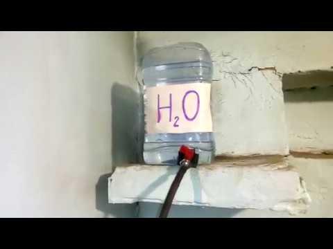 Бесплатное топливо вода горит 2 часть