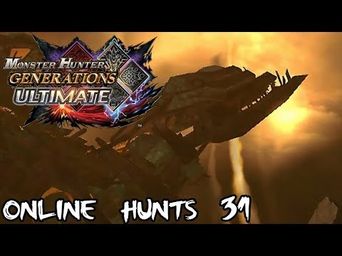 Monster Hunter Generations Ultimate - Part 31: Ahtal Ka G4* Urgent Quest thumbnail