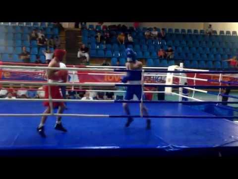 Hrach Kocinyan Vs Artur Sahakyan / Armenian Junior Championship 2018 / Final / 54 Kg
