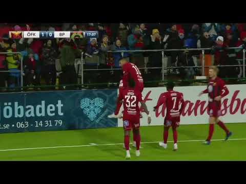 Östersunds FK 3 - 1 BP Islamovic bjuder på show