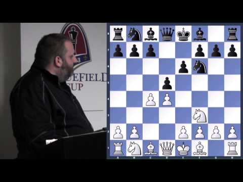 Isolated Queen Pawn Positions - GM Ben Finegold - 2014.01.29