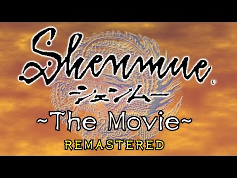 Shenmue: The Movie Remastered (Fan remake)