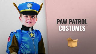our favorite paw patrol halloween costumes for kids 2018 rubies costume toddler paw