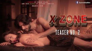 X ZONE | Official Teaser 2 | Boldest Film of the year | Hrishitaa Bhatt | Diandra Soares