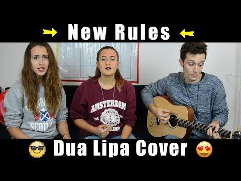 Dua Lipa - New Rules (COVER by Stay Serena ft. CESCA and ERIC ZANONI)