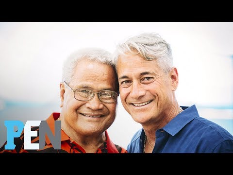 How Olympic Diver Greg Louganis Found His Birth Father After Decades   PEN   People