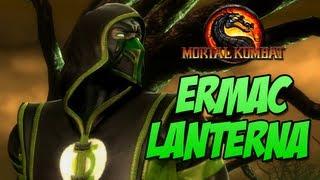 Ermac Lanterna Verde - Green Lantern MOD Mortal Kombat PC