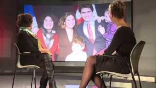 Margaret Trudeau's tips for her daughter-in-law