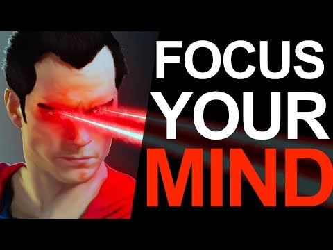 How To Stay Focused - The Key To Being Extremely Productive & Clear-Minded