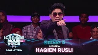 [FULL] I Can See Your Voice Malaysia (Musim 2) Minggu 8 Bersama Haqiem Rusli | #ICSYVMY