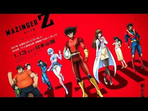 Mazinger Z INFINITY   Movie Trailer 2 [2018] streaming vf