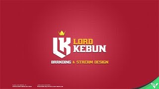 Lord Kebun: Branding & Stream Design