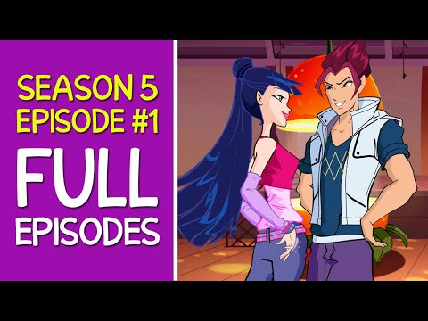 "Winx Club Season 5 Episode 1 ""The Spill"" Nickelodeon [HQ]"
