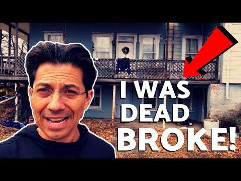 How I Raised Myself From Dead Broke To Millionaire   Dean Graziosi