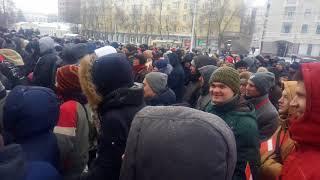 Процедура выдвижения Навального в Уфе