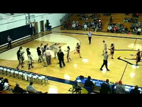 Independence Community College Lady Pirates Basketball vs Cowley College