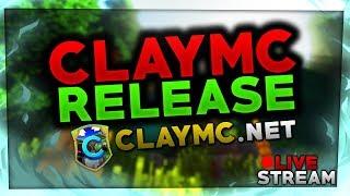 CLAYMC.NET RELEASE - MIT EUCH!