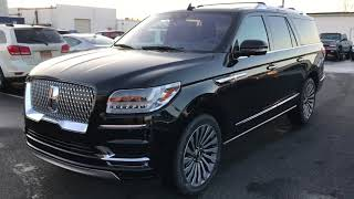 New 2018 Lincoln Navigator L Reserve Walk-Around