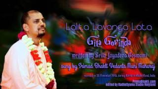 Lalita Lavanga Lata - Gita Govinda, song 3 by Srimad Bhakti Vedanta Muni Maharaj