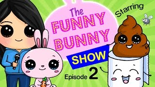 The Funny Bunny Show 2   Try Not to Laugh