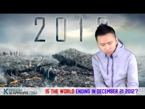 End Of The World - December 21st 2012