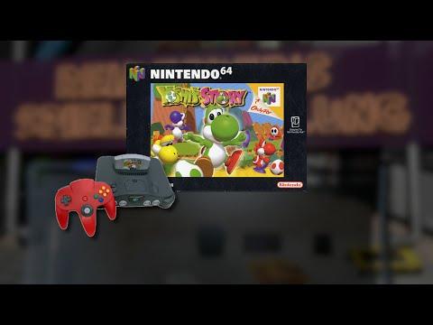 Gameplay : Yoshis Story [Nintendo 64]