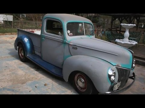 1941 Ford Pick-up Truck FOR SALE (Fort Worth, Texas)
