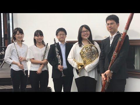 Concert Information for MOMPOU × Wind Quintet