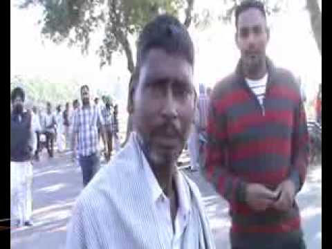 Jaspal Bhatti Accident Video