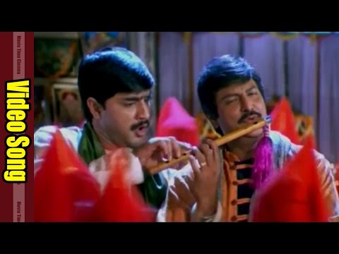 Brindavanamali Video Song || Tappuchesi Pappukudu Movie || Mohan Babu, Srikanth