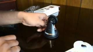 Tech Sense Lab Mag Back  Magnetic Mobile Mount Unboxing Video