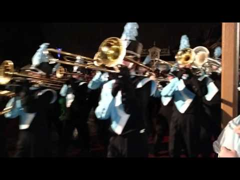 Petoskey High School Marching Band Disney 2016