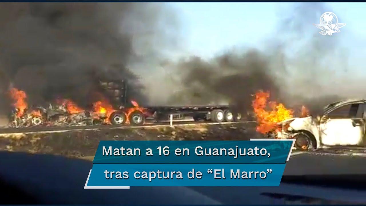 """La guerra de """"El Marro"""" aún no termina"""